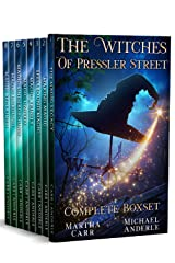 The Witches of Pressler Street Complete BoxSet: An Urban Fantasy Action Adventure Kindle Edition