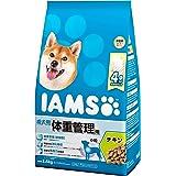 アイムス (IAMS) ドッグフード 成犬用 体重管理用 小粒 チキン 2.6kg