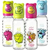 Tommee Tippee Novelty Hood Bottle (Single), Avail In A Range Of Designs