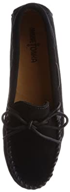 Minnetonka Driving Moc: 719 Black