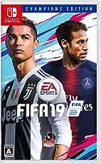 FIFA 19 CHAMPIONS EDITION - Switch (【初回限定特典】デジタルコンテンツダウンロードコード(FIFA Ultimate Teamジャンボプレミアムゴールドパック最大20個(1×20週間)+UEFA Champions Leagueゴールド選手(出場チームのレート80~83のゴールド選手1人)+Cristiano RonaldoとNeymar Jr.の 7試合FUTレンタルアイテム+FIFAサウンドトラックアーティストがデザインした、スペシャルエディションのFUTユニフォーム) 同梱)