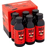 SHOJO Red Ginseng Tonic 100ml x 6 pack with Korean Red Ginseng and Goji Berry