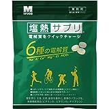ミドリ安全 塩熱サプリ レモン風味 業務用個包装 168g(約120粒入)