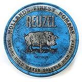 REUZEL ルーゾーストロングホールドポマード  1.3oz.-35g 【青】35g <水溶性: ストロングホールド>