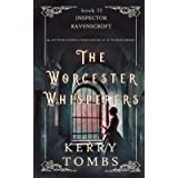 THE WORCESTER WHISPERERS a captivating historical murder mystery set in Victorian England