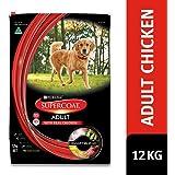 Supercoat Adult Dog Food, Chicken, 12kg