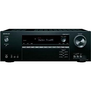 ONKYO TX-SR343 AVレシーバー 5.1ch/Bluetooth対応 ブラック TX-SR343(B) 【国内正規品】