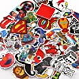 UTSAUTO Graffiti Stickers Decals Pack of 100 pcs Car Stickers Motorcycle Bicycle Skateboard Luggage Phone Pad Laptop Stickers
