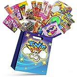 20pc TNT Ka-Bluey Kids Lollies Showbag w/Sour Cola/Rainbow/Strawberry Chew Bars
