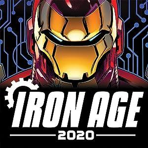2020 IRON AGE #1 2020