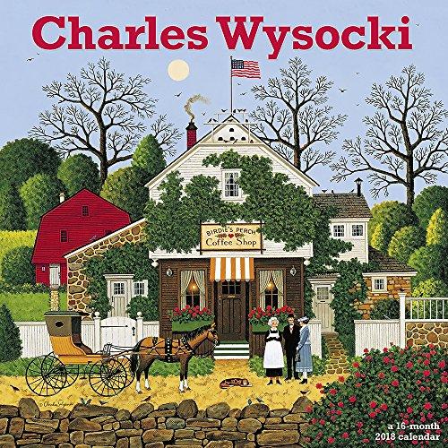 Charles Wysocki 2018 Calendar