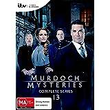 Murdoch Mysteries: Season 13 (DVD)