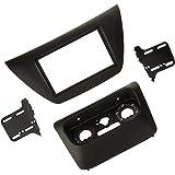 Metra 95-7017B Double DIN Dash Kit for 2002-2007 Mitsubishi Lancer (Matte Black)