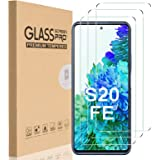 [3 Pack] for Samsung Galaxy S20 FE / S20 FE 5G Screen Protector, HEYUS 9H Hardness Premium Tempered Shatterproof Glass Screen