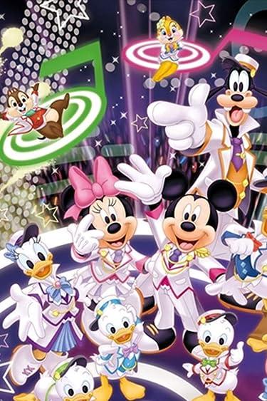 ディズニー  iPhone/Androidスマホ壁紙(640×960)-1 - 『声の王子様』ミッキーとミニー と仲間たち