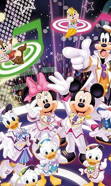 ディズニー  iPhone/Androidスマホ壁紙(480×800)-1 - 『声の王子様』ミッキーとミニー と仲間たち