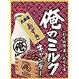 ノーベル 俺のミルク 北海道あずき 80g ×6袋