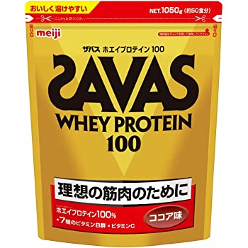 Savas 乳清蛋白100 可可可口味, , ,