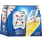 Kronenbourg Blanc Can, 320ml, (Pack of 4)