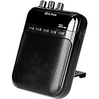 LC Prime ギターアンプ 音響 増幅器 充電式 ポータプル 練習用 ベース、ウクレレ、エレキギター、バイオリン用