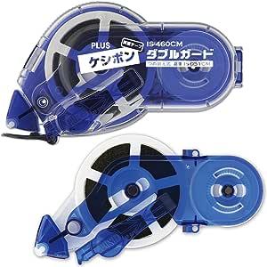 プラス 個人情報保護テープ 両面テープケシポン ダブルガード 本体+詰替テープ 39-178+183
