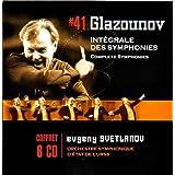 Glazunov Complete Symphonies