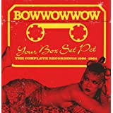 Your Box Set Pet: Complete Recordings 1980-1984 (3Cd Clamshell Box)