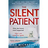 The Silent Patient: The record-breaking, multimillion copy Sunday Times bestselling thriller and R&J book club pick