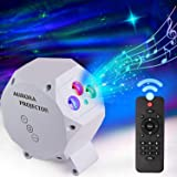 GalaxyPro™ Star Projector, Galaxy Projector Lamp with LED Nebula Cloud Kids Baby Living Bedroom Night Light Projector Built-i