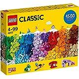 LEGO クラシック 10717 ブロック ブロック ブロック1500ピースセット - あらゆる年齢の創造性を促進 - あらゆる年齢のクリエイターに最適 - ブロックセパレーター付き