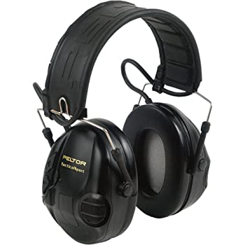 Peltor Sport Tactical Ear Defender For Clay Pigeon Shooting