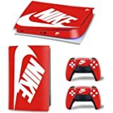 PS5 Console and Controllers Skin Vinyl Sticker Decal Cover for PlayStation 5 Console and Controllers, Digital Version -Shoebo