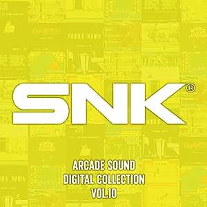 SNK ARCADE SOUND DIGITAL COLLECTION Vol.10
