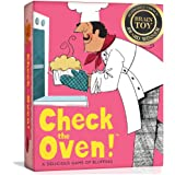 Melon Rind Check The Oven! Card Game - Adding to 12 Family Game for Kids (Ages 7 and up)