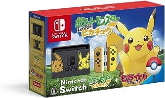 Nintendo Switch ポケットモンスター Let's Go! ピカチュウセット (モンスターボール Plus付き)