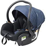 Maxi Cosi Mico Plus with ISO Infant Carrier - Nomad Blue/Black