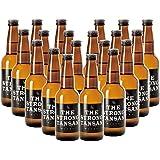 超高圧炭酸水 『ザ ストロング タンサン』 330ml スクリューキャップ 瓶 ×20本入りケース