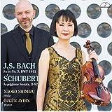 J.S. バッハ:無伴奏チェロ組曲第5番&シューベルト:アルペジョーネ・ソナタ