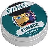 バブロ ポマード(BABLO POMADE) ストロング ホールド メンズ 整髪料 水性 ヘアグリース (単品)