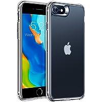 TORRAS 半クリア iPhone se2 用 ケース iphone8 用 iphone7 用 ケース 2021開発…
