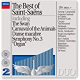 The Best Of Saint-Saens (2 CD)
