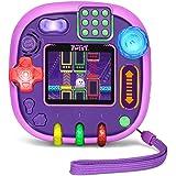 LeapFrog 80-606060 RockIt Twist Handheld Learning Game System, Purple
