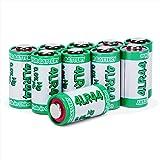 LiCB 10本セット 4LR44 6V アルカリ電池