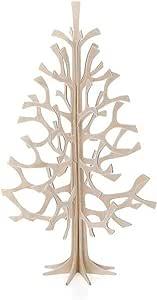 ロヴィ クリスマスツリー 25cm ナチュラルウッド xmastree25nw