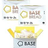 BASE BREAD ベースブレッド 完全食 完全栄養食 食物繊維 低糖質 40個セット (プレーン)