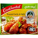CONTINENTAL Cook-In-Bag Recipe Base | Roasted Garlic & Herbs, 40g