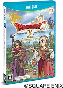 ドラゴンクエストX 眠れる勇者と導きの盟友 オンライン (WiiU版)