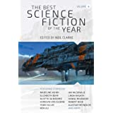 Best Science Fiction of the Year: Volume Four