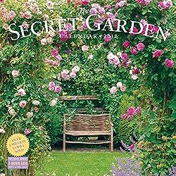 The Secret Garden 2018 Calendar