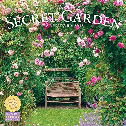 The Secret Garden 2018 Calenda...